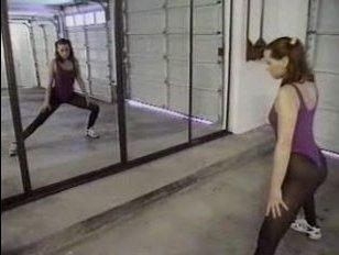 Тренер показывает любительский русский анальный секс