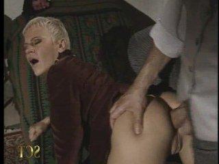 Ретро порно фильм: ебля в старом итальянском отеле